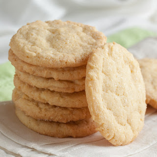 Old-fashioned Sugar Cookies.