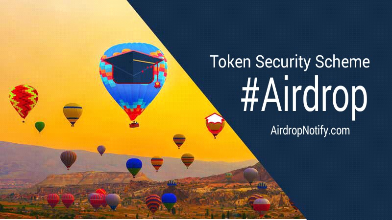 Token Security Scheme Crypto Airdrop Alert | Free Airdrop Crypto