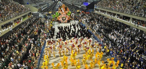 Férias de Carnaval no Brasil