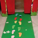 Noviembre 2014 - Infantil 5 años en la capilla