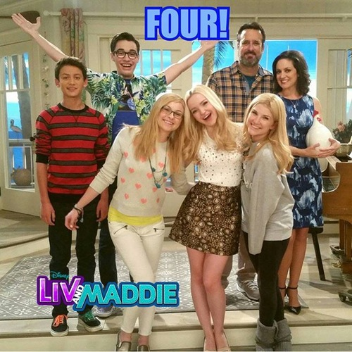 Latest Trend For Teens: Cast Of Liv And Maddie
