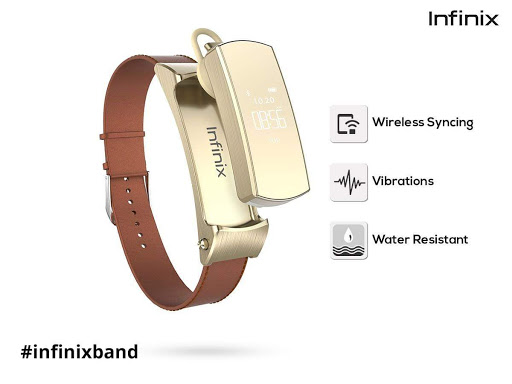Infinix X-BAND XB01 smartwatch Price, Features and specification