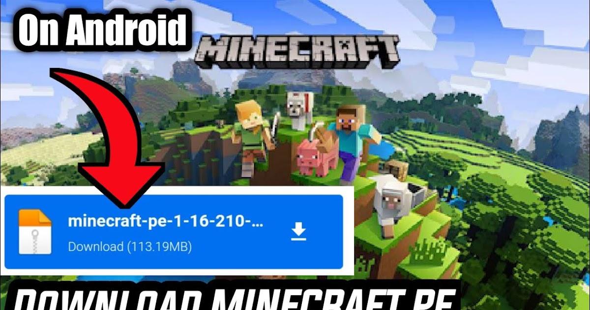 Minecraft pe 1