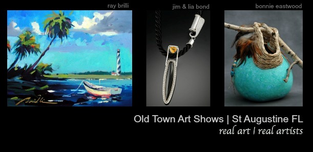 St. Augustine's Olde Town Art Show
