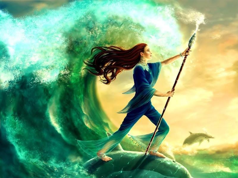Magian Of Nature, Magic And Spells 2