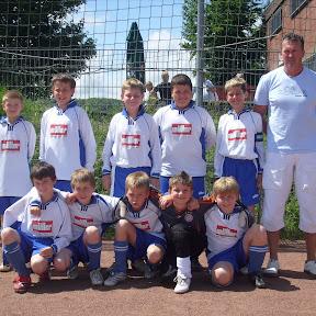 31.05.2008 E1-Jugend: Meisterfeier