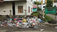 Lemahnya Pengawasan DLHK Aceh Utara Tentang Sampah, Bupati Harus Ambil Sikap