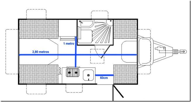medidas piso trailer