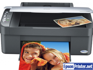Download Epson CX3800 resetter tool