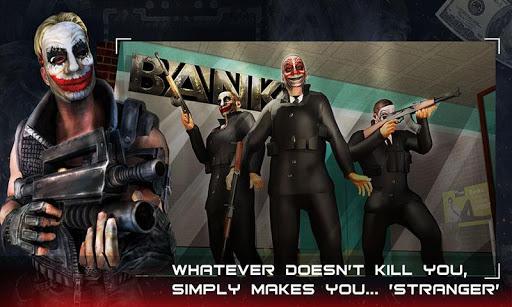 Bank Robbery 2 : The Heist