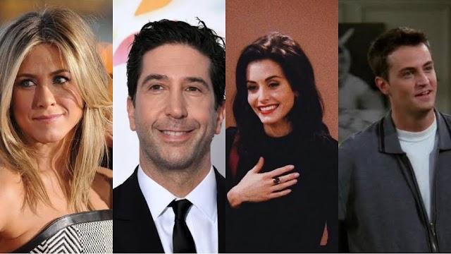 Você sabe qual a religião dos atores de Friends?