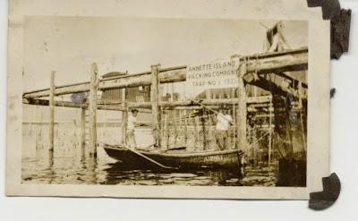Seths Old fish trap 1930