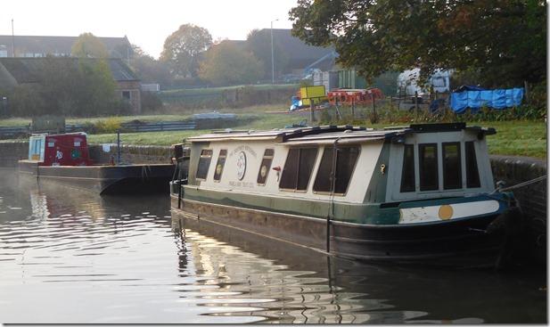 3 volunteer boats