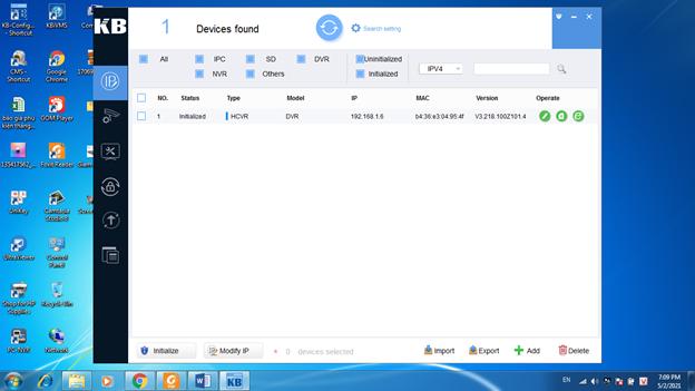 Hướng dẫn đặt IP tĩnh và gán Mac vào modem internet cho các dòng camera wifi IMOU,KBONE,EZVIZ
