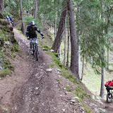 Bike - Enduro Woche Tag 1