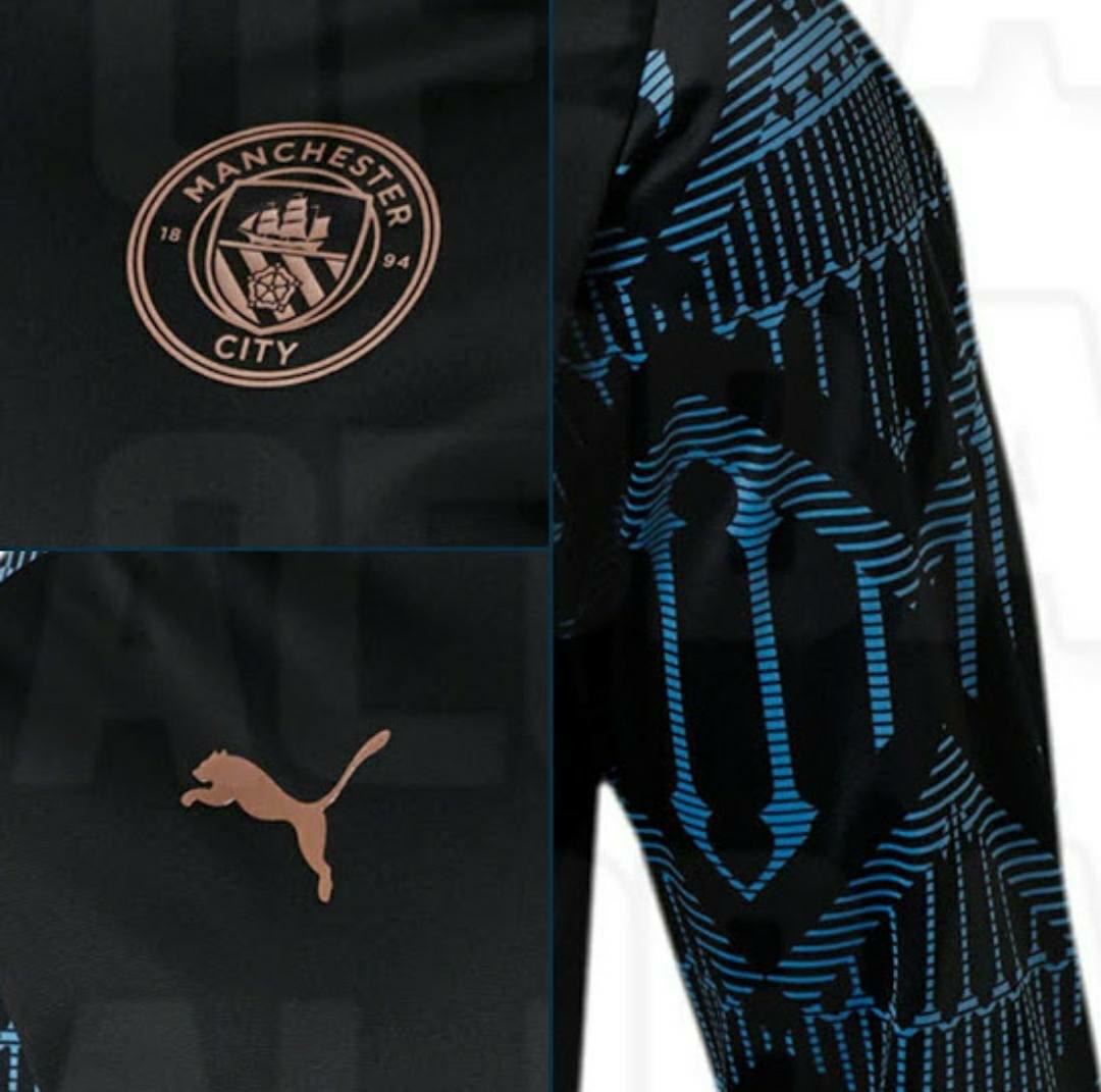 template desain jersey man city musim 2020-2021