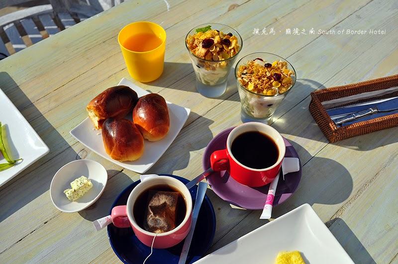 國境之南民宿早餐