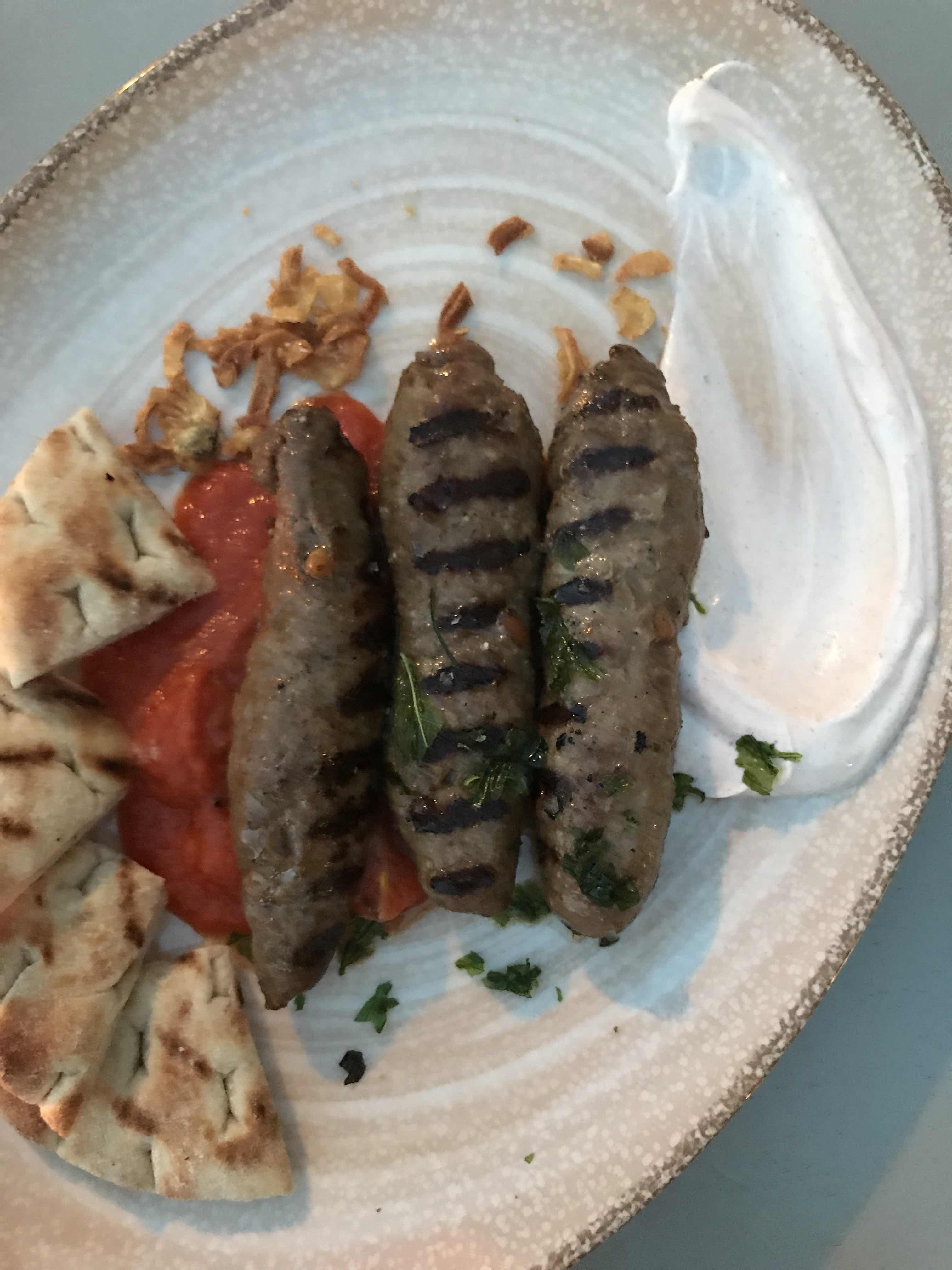 Greek kofta