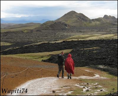 Un tour  d'Islande, au pays du feu... et des eaux. 35-Krafla