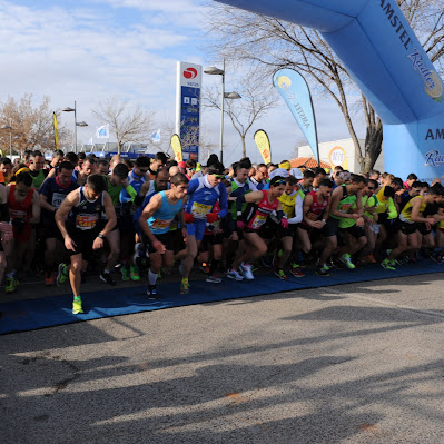 Media Maratón de Valdepeñas 2018 - Carrera