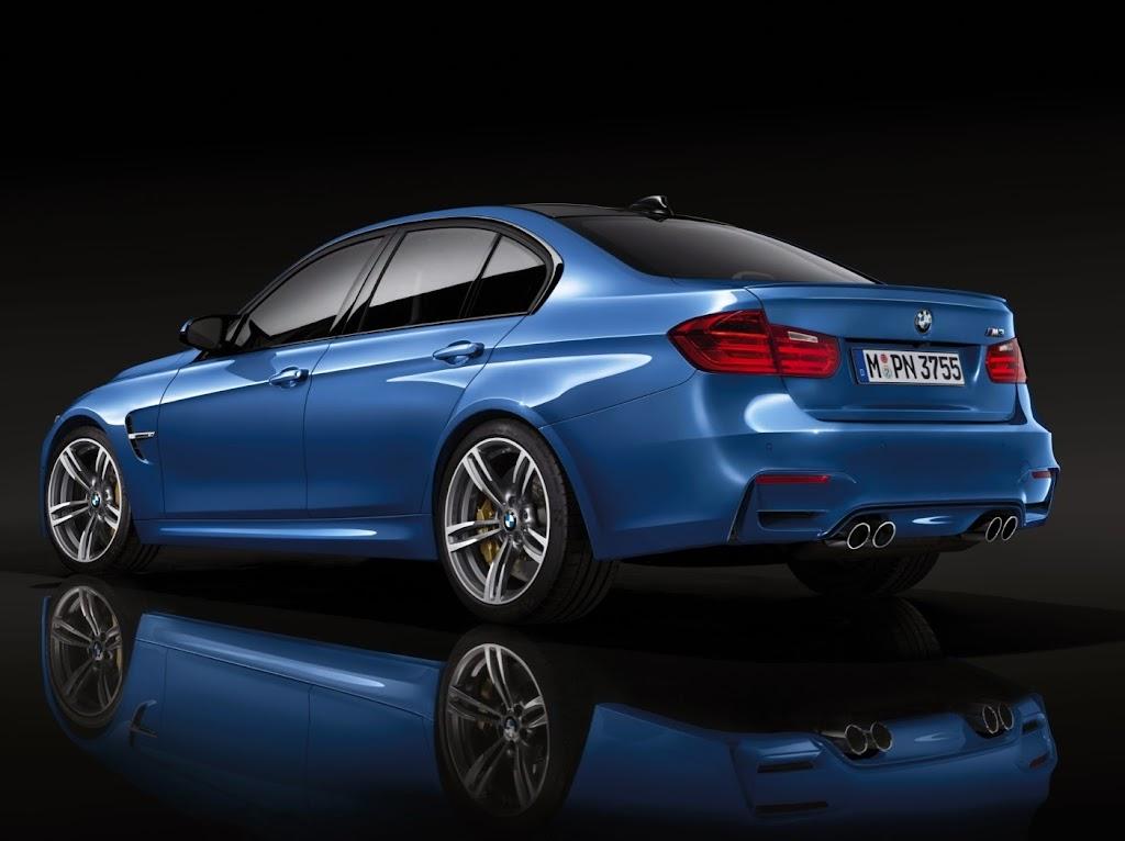 2015 BMW M3 Sedan 426