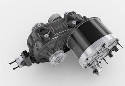 Электромотор Venturi
