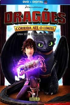 Baixar Série Dragons Race to the Edge 1ª Temporada Torrent Grátis