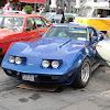 Startnummer 53 Corvette C3 1976