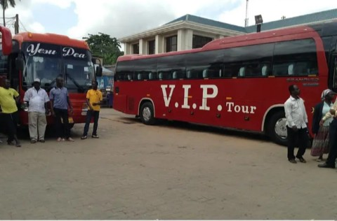 FixTheCountry: Transport Fares From Accra To Kumasi Is No More 40 Cedi's (Check Actual Price).