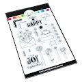 Find Joy Stamps