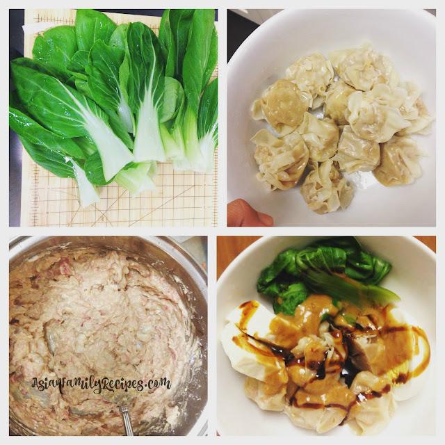 Siomay Bandung Recipe