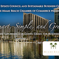 "Sustainable Business and Real Estate Council present ""Smart, Simple, and Green"""