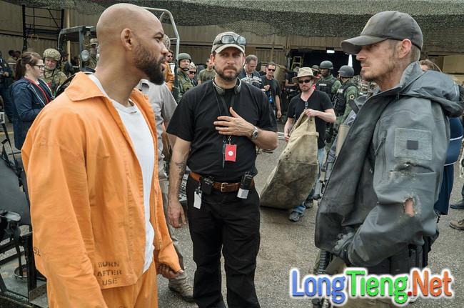 Ngô Thanh Vân hợp tác cùng đạo diễn Suicide Squad trong phim mới của Hollywood - Ảnh 2.