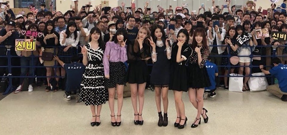 GFriend and their fans