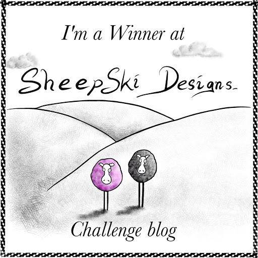 Winner, Challenge #49, Animal Magic