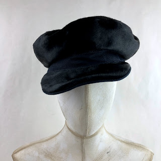 Ellen Christine Millinery Astrakhan Hat