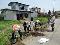 2011.07.15~18 東日本大震災復興支援ボランティア