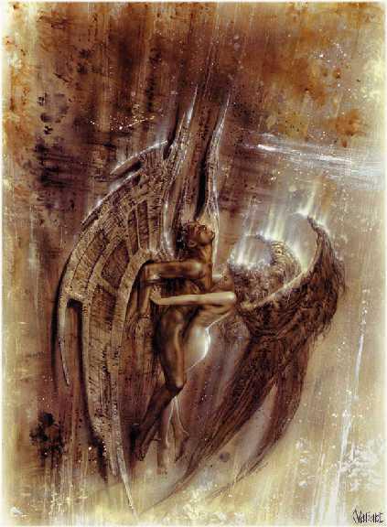Silent Angel Lady, Angels 5