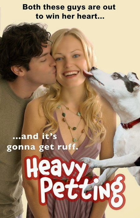 Poster Of Heavy Petting (2007) Full Movie Hindi Dubbed Free Download Watch Online At Alldownloads4u.Com