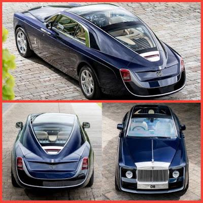 (3). Rolls-Royce Sweptail — $12.8 million
