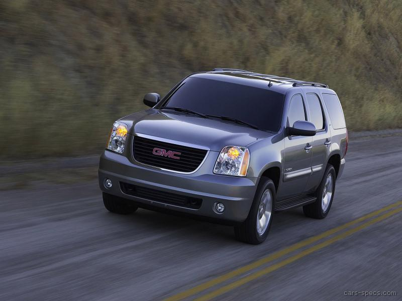 2009 gmc yukon suv specifications pictures prices. Black Bedroom Furniture Sets. Home Design Ideas
