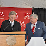 UACCH-Texarkana Creation Ceremony & Steel Signing - DSC_0176.JPG
