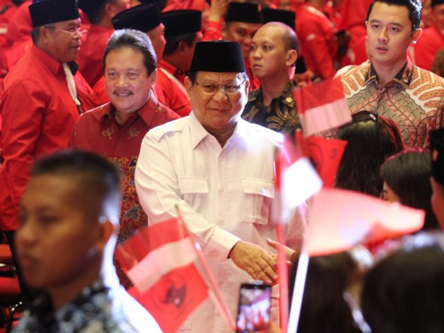 PKS Sebut Prabowo Subianto Sudah Berbeda