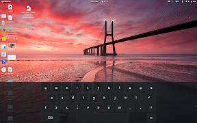 Configurar el sistema. Accesibilidad en Linux y otros. Teclado en pantalla.
