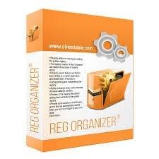 Reg Organizer 8.75 com chave de licença