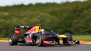 Sebastian Vettel Red Bull RB8