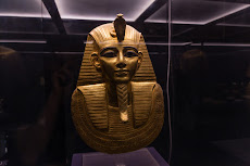 Egyptian Museum in Cairo.