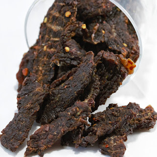 Spicy Ranch Beef Jerky.