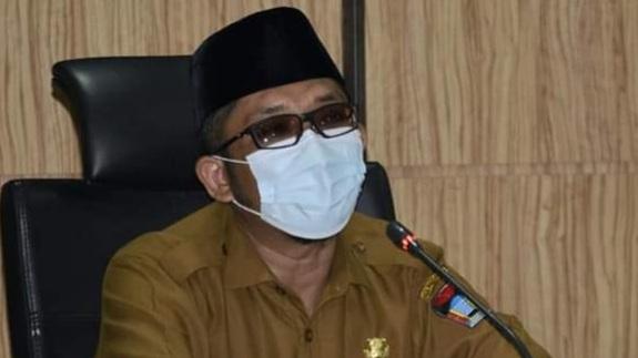 Gubernur Sumbar Lantik Amasrul Jadi Kepala PMD, Wako Padang Bakal Ngadu ke Mendagri: Dia Masih Sekdako