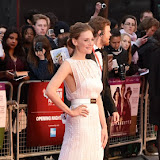 OIC - ENTSIMAGES.COM - Romola Garai at the  59th BFI London Film Festival: Suffragette - opening gala London 7th October 2015 Photo Mobis Photos/OIC 0203 174 1069
